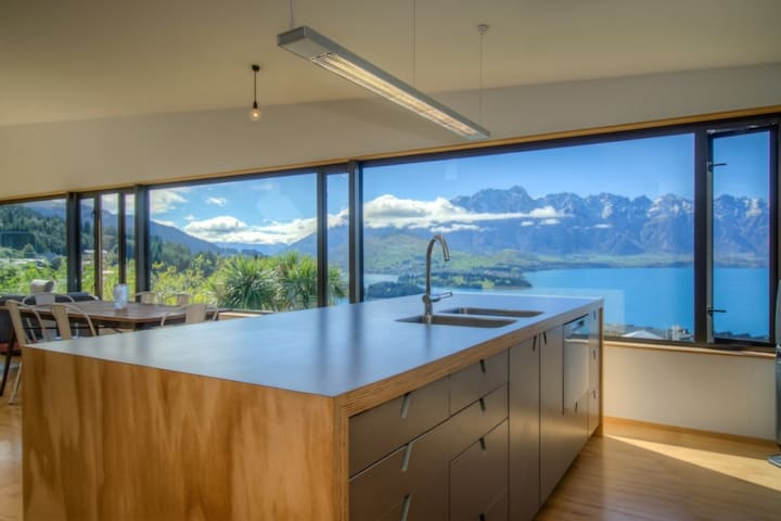 Front House - Queenstown - Dom