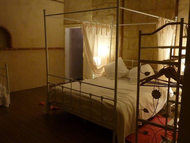 Chambres d'hôtes 1 ou 2 personnes - Cologne - Bed & Breakfast