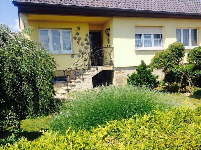 Maison agréable proche Bâle- Suisse - Cernay
