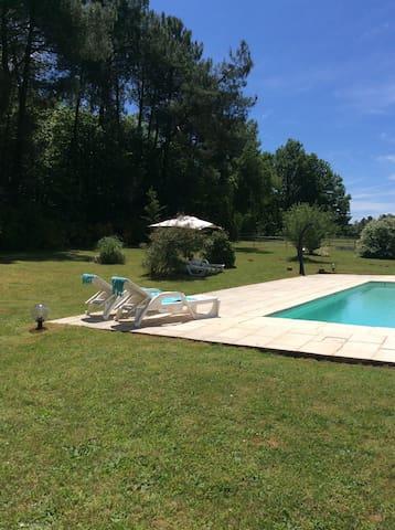 Spacious Gite in southern Dordogne - Villefranche du Perigord - Ev