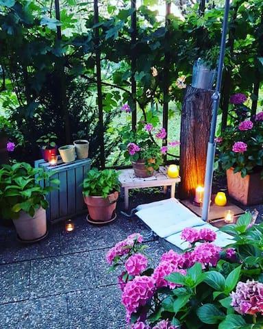 Gemütliche Wohnung mit Garten - Singen (Hohentwiel) - Apartmen