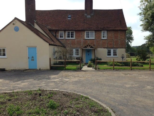 Luckings Farmhouse - Amersham - Hus