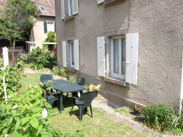 For 2-4  in Munster, Alsace - STOSSWIHR - Daire