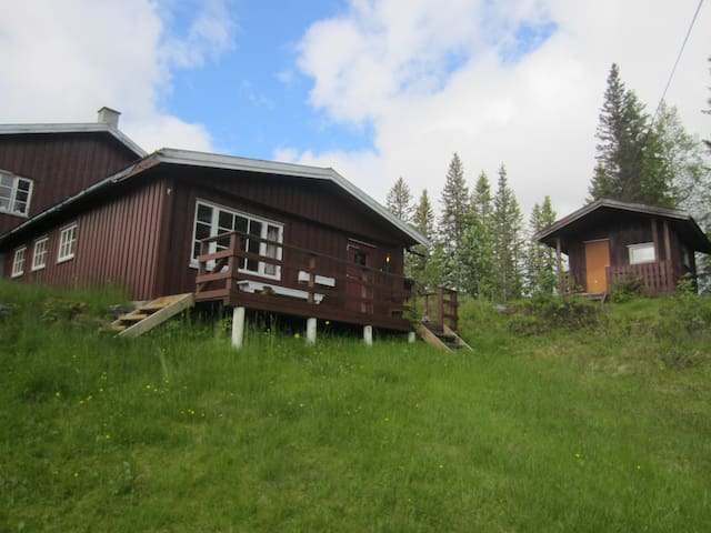 Overlandshaug - lovely country home - Rissa - Daire