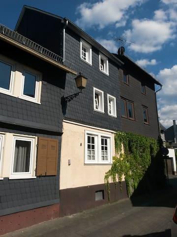 Gemütliches Fachwerk Ferienhaus mitten in Wetzlar - Wetzlar - Haus