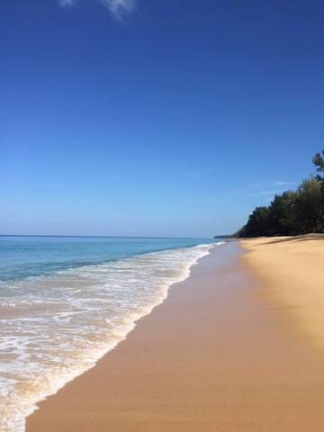 Comfortable & Luxury Beach Getaway- Baan Mai Khao - Tambon Mai Khao - Appartement