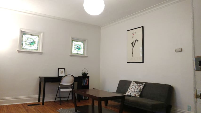 Gallery Apartment! (Private One Bedroom) - Rochester - Lägenhet