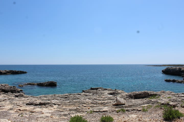 Residence Ortigia by the sea n.2 - Ognina - Daire
