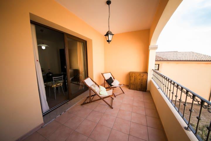 Apartamento para 2-4 personas en Badesi - Badesi