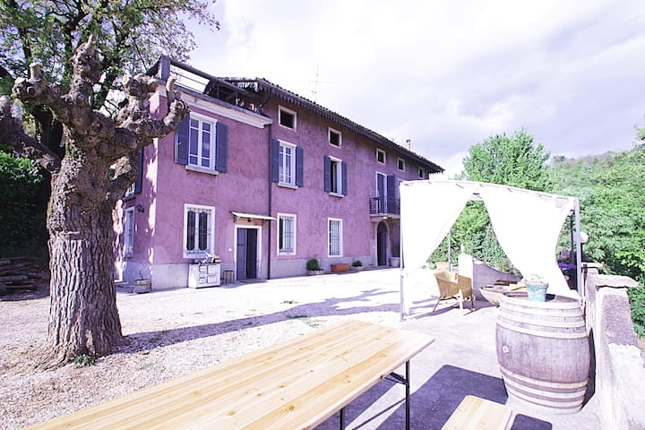 Ca' del mur - Franciacorta & Lago d'Iseo - Monticelli Brusati - Villa