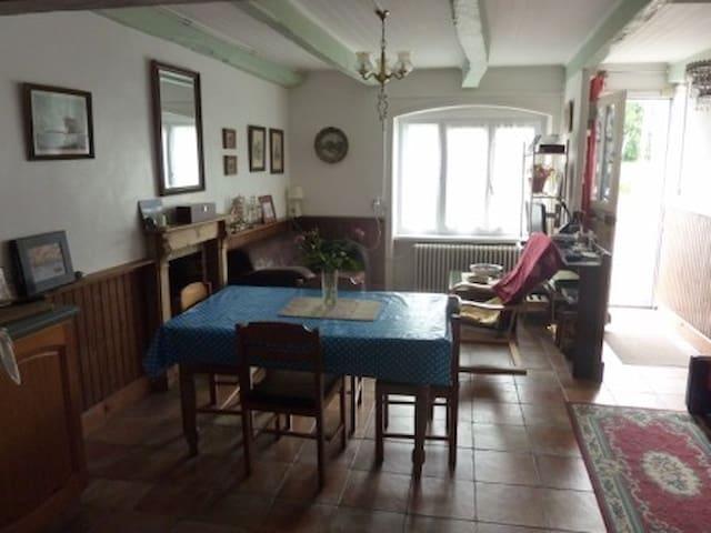 Maison au bord de l'Aulne - Port-Launay - Casa