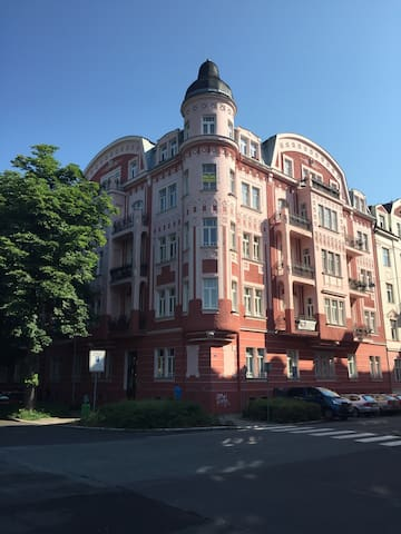 Apartment in the center of K.Vary - Karlovy Vary