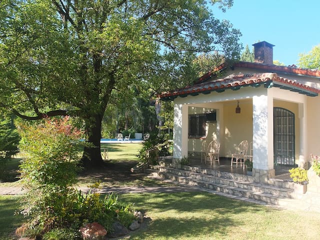 A Natural And Relaxing Paradise near Buenos Aires - El Pato - Hus