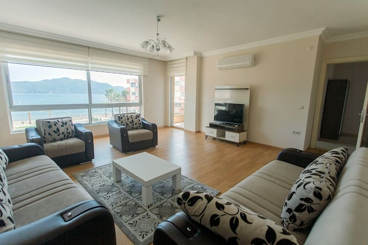 BEAUTIFUL SEAVIEW FOR RENT, APARTMENT INCLUDED! - Мармарис - Квартира