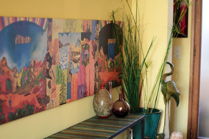 La maison del sol - Lugano - Apartment