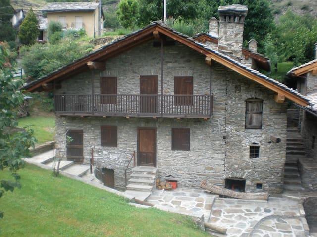 casa Mecosse - Valle d'Aosta - Appartement