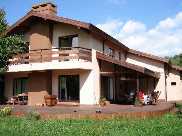 bamboo-villa the perfect place - Breaza de Jos - Vila