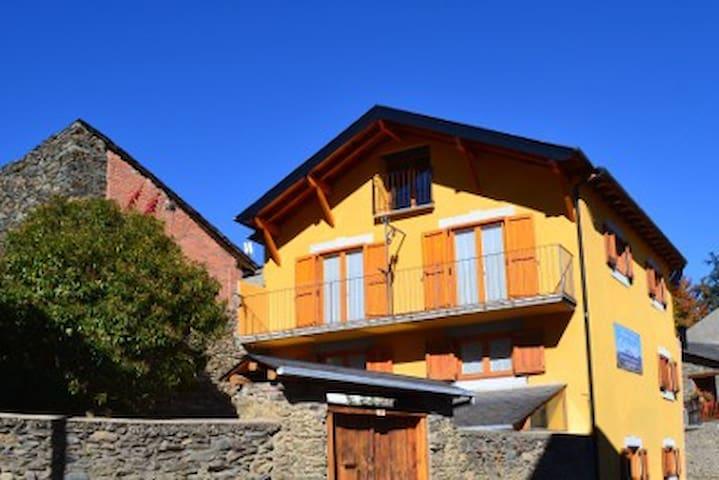 Casa de pueblo Cal Janet Bolvir (La Cerdaña) 12+6p - Bolvir - Ev