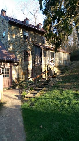 Private Room In Country Farm House - York - Hus
