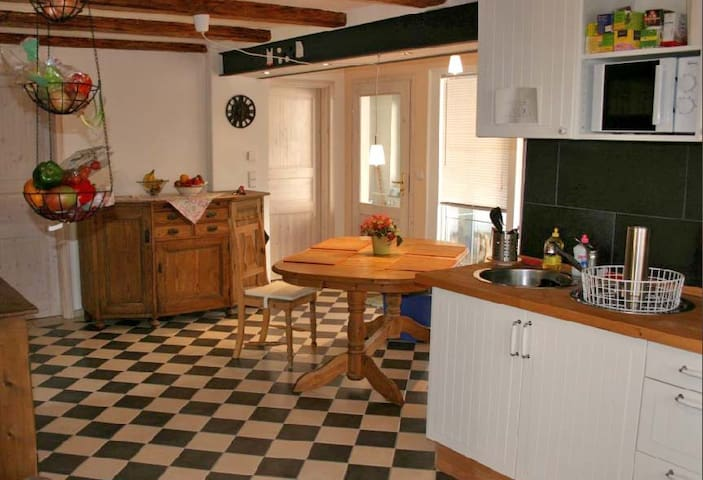 Beautiful Franconian Country House - Dentlein am Forst - Maison