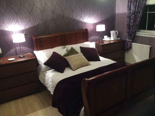 Cosy room in quiet village setting - Fenwick - Casa
