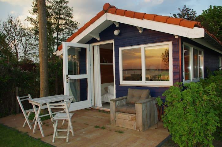 Prive huisje/ Cottage - Loosdrecht - Houten huisje