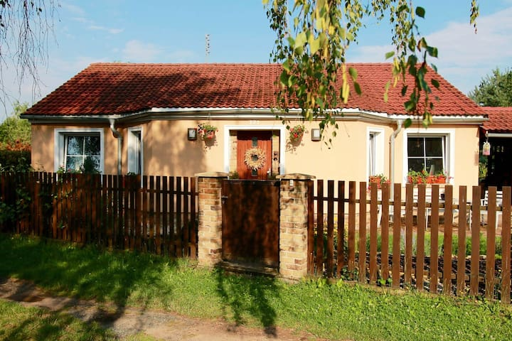 RELAX IN CHARMING HOUSE NEAR PRAGUE AND PODEBRADY - Hradištko - Hus