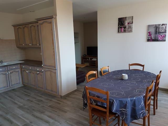 Appartement dans une ancienne ferme COMTOISE - Mignovillard - Daire