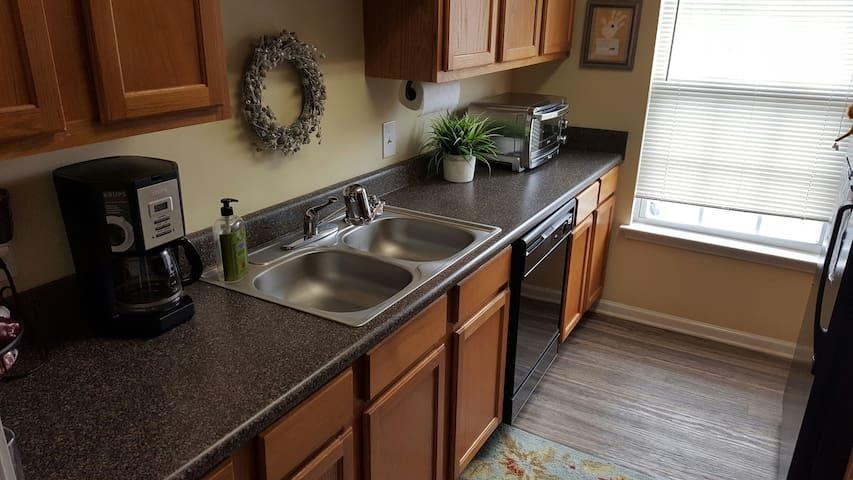 Cozy 2BR Apt in Murfreesboro - Murfreesboro - Appartement