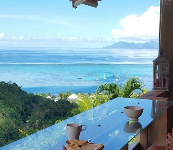 Maeva i Tahiti ! - Punaauia  - Appartement