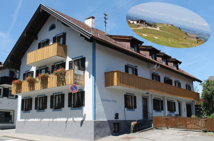 Apartment with 3 Rooms - Bad Kohlgrub - Appartement