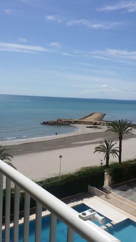 Exceptional views to the sea! Walk to beach! - Santa Pola - Loft