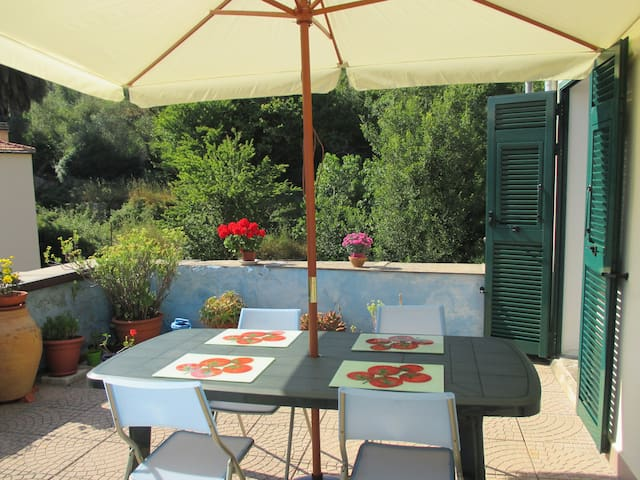 Rustique Ligurian Apartment - Imperia - Appartamento