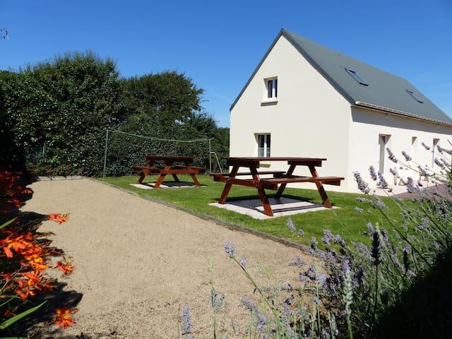 gite baie de sciotot - nord cotentin - normandie - Flamanville - Casa