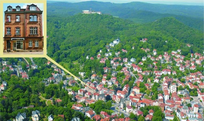 Holiday Home - Crowson - Eisenach