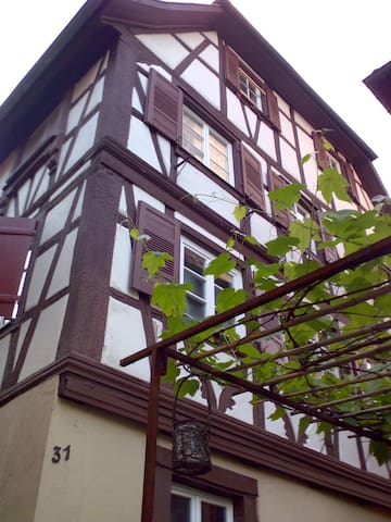 Altstadtwohnung am Oberen Stadttor - Gengenbach - Hus