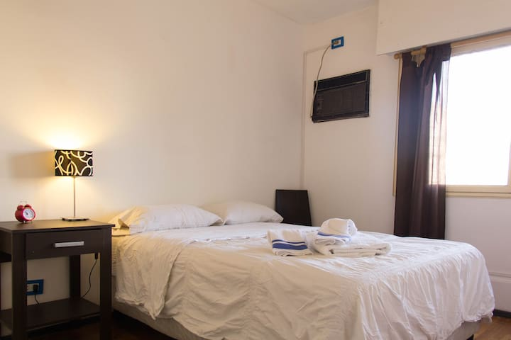 Room in civic district. Private bathroom. - Mendoza - Appartement