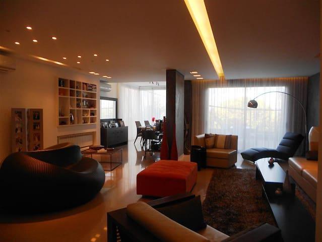 Spacious & modern apart-quiet area - Ain Najm - Daire
