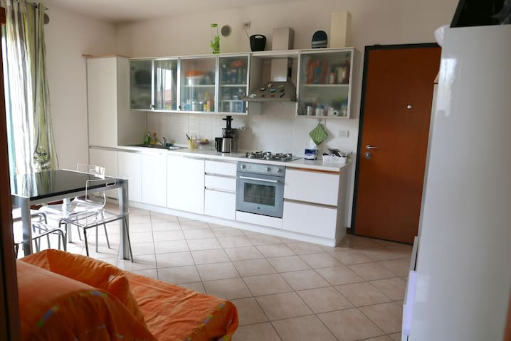 Apartment clean and bright near Venice and Treviso - Mogliano Veneto - Appartement