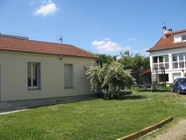L'Abri-gîte - Neuilly-Plaisance - Maison