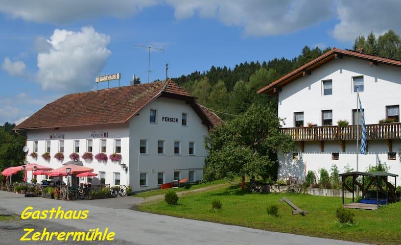 Haus bei Mühle, ruhige Alleinlage - Schönberg - Hus