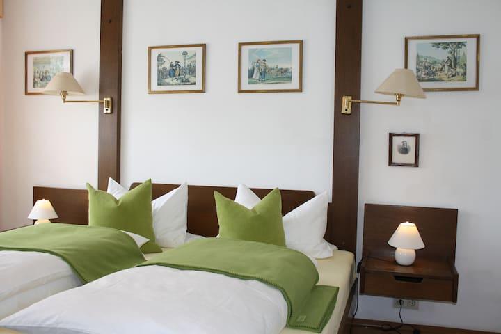 Donauer Im Altmühltal - Ferienwohnung La Casa - Beilngries - Wohnung