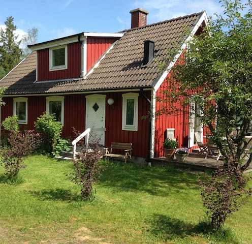 House - In Beautiful South Sweden  - Markaryd