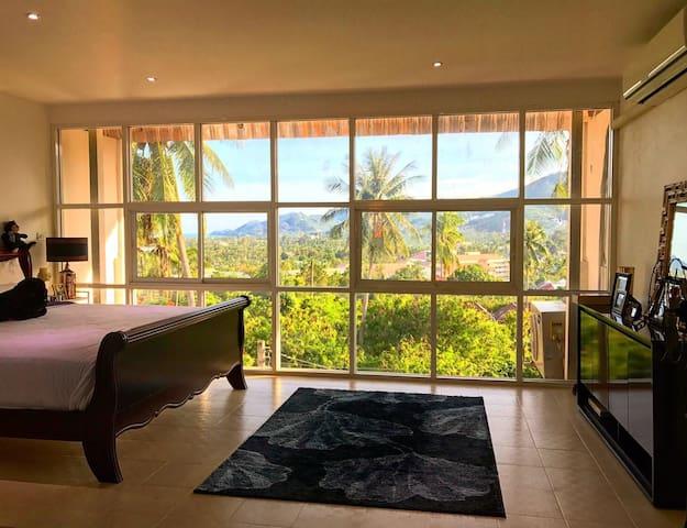 Private room with an amazing view - Ko Samui - Apartamento