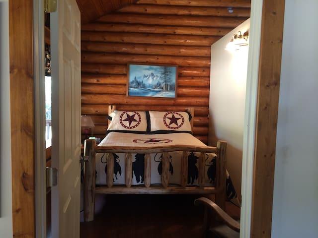 Metcalf Ranch Bunkhouse - Big Timber - Stuga