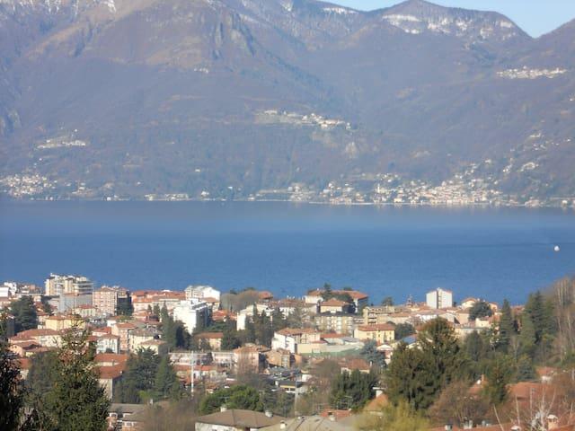 """""""Belvedere""""  - La Casetta dei Sette Laghi - Luino - Huoneisto"""