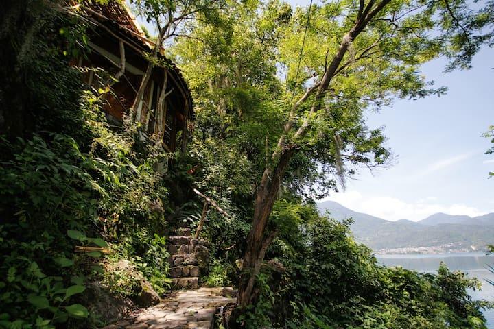 Las Casas de Suenos - El Nido - San Marcos La Laguna - Hus