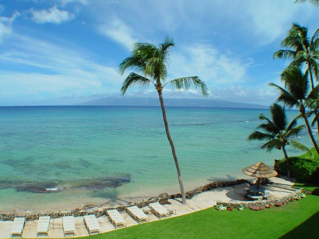 Recently Remodeled! Direct Ocean Views! #313 Kal - Lahaina - Departamento