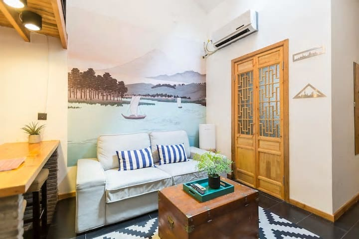【DEAL】Sun Loft @ Tianzifang, 5 mins to subway - Shanghai - House