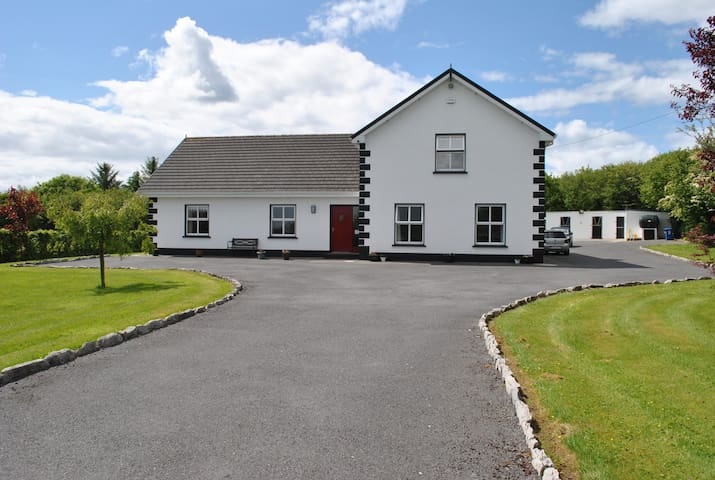 Family run bed and breakfast, - headford